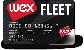 WEX Fleet Card